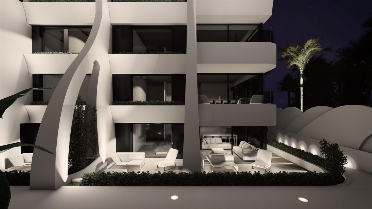 Contemporary Beachside Apartments for sale East Marbella (12)