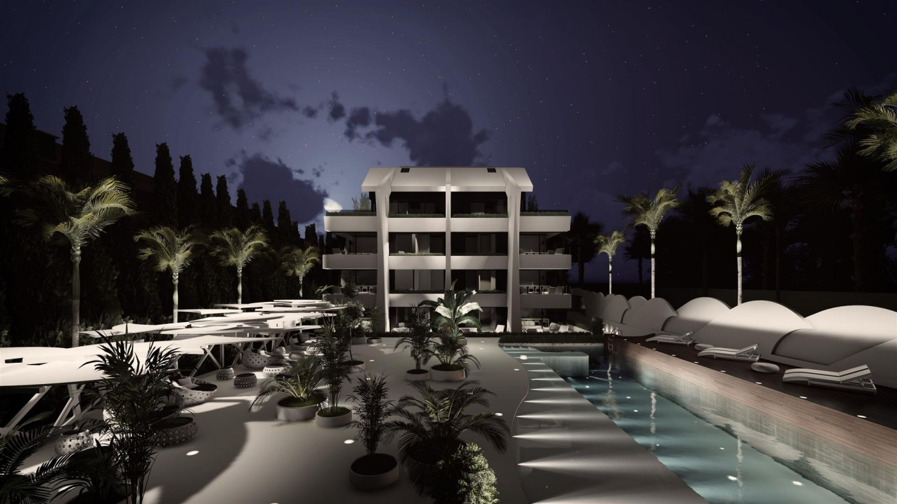 Contemporary Beachside Apartments for sale East Marbella (13)