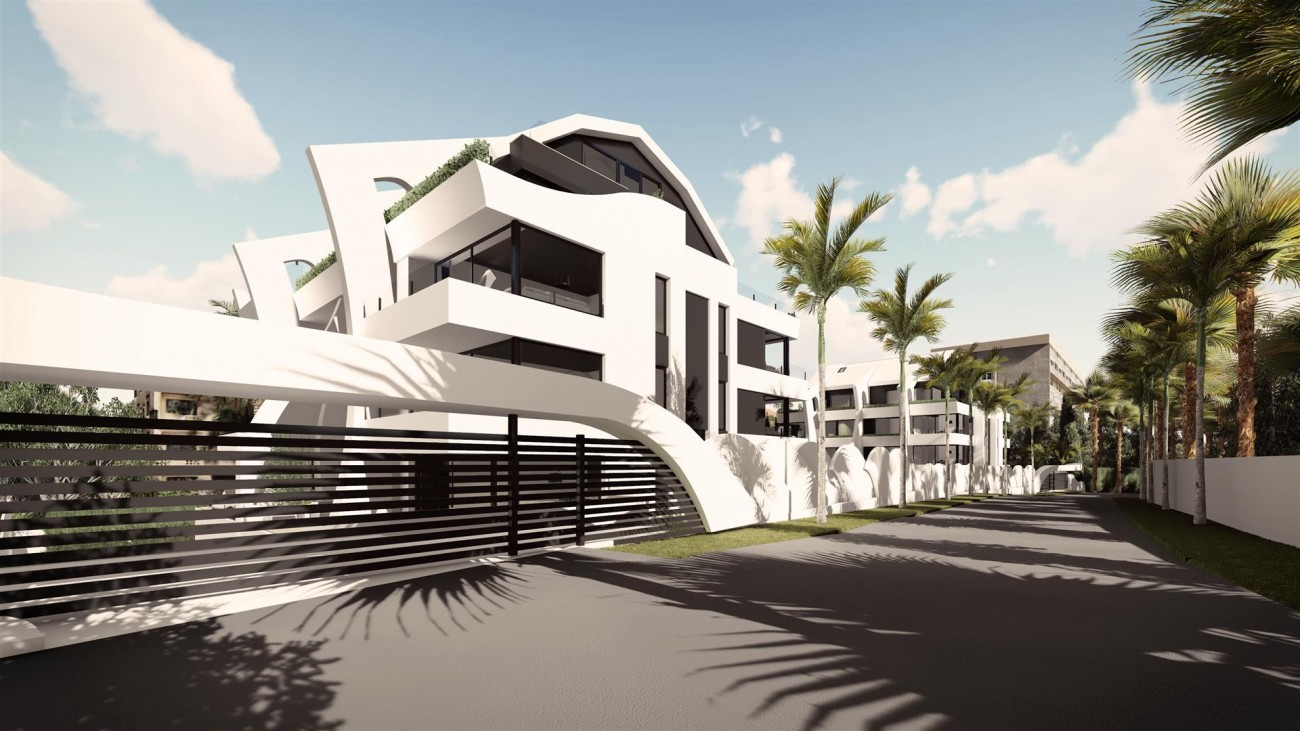 Contemporary Beachside Apartments for sale East Marbella (15)