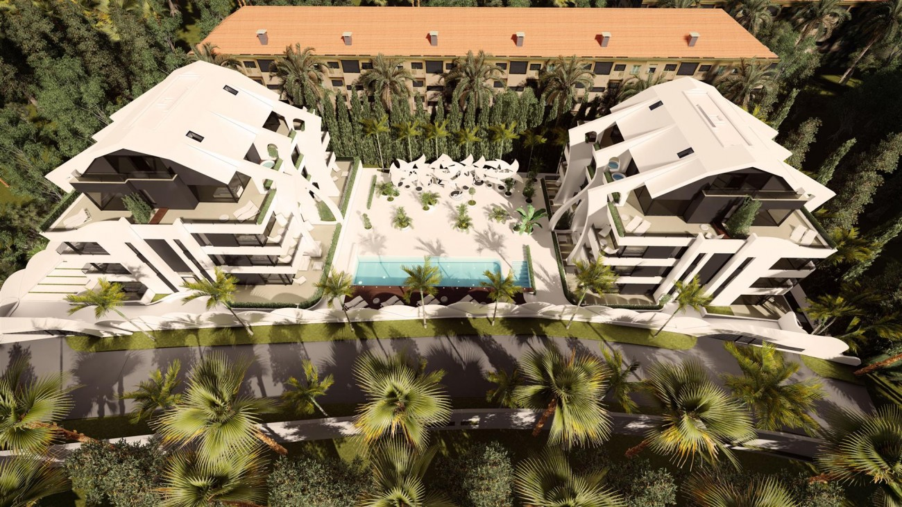 Contemporary Beachside Apartments for sale East Marbella (21)
