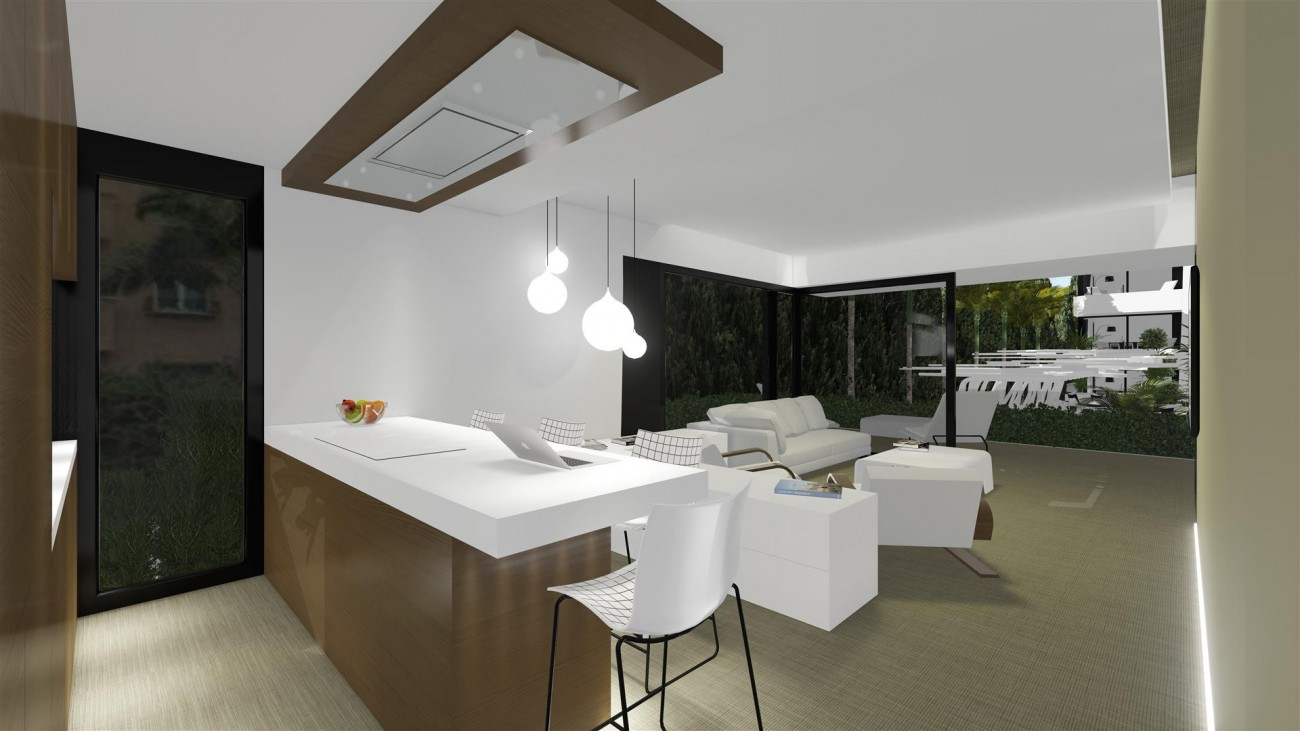 Contemporary Beachside Apartments for sale East Marbella (31)