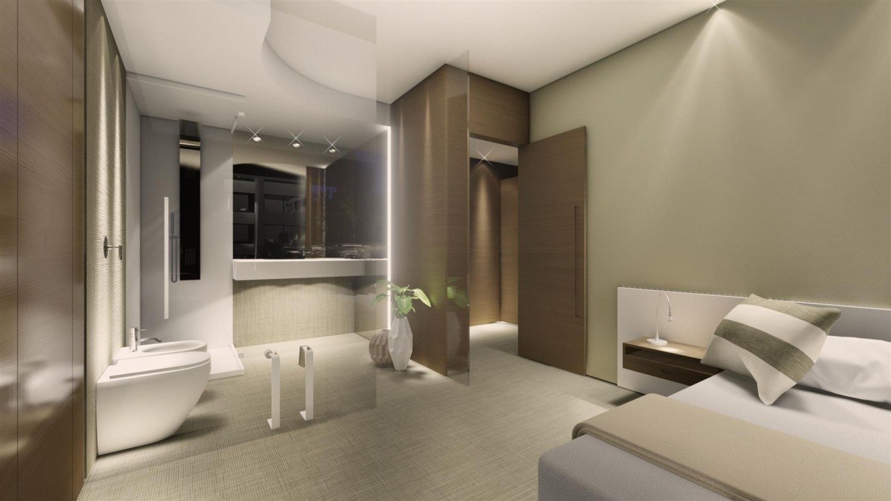 Contemporary Beachside Apartments for sale East Marbella (39)
