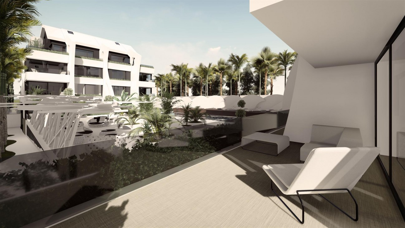 Contemporary Beachside Apartments for sale East Marbella (1)