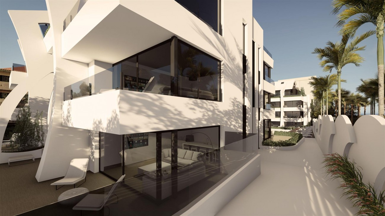 Contemporary Beachside Apartments for sale East Marbella (8)