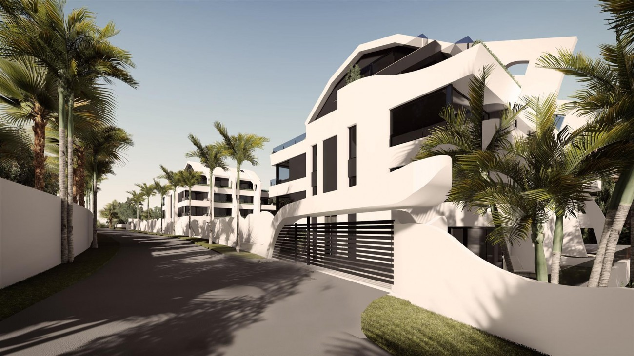 Contemporary Beachside Apartments for sale East Marbella (27)