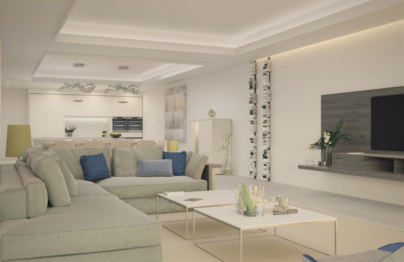 New Development Fronline Beach Apartment for sale Estepona (2) (Large)