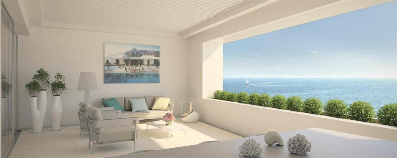 New Development Fronline Beach Apartment for sale Estepona (6) (Large)