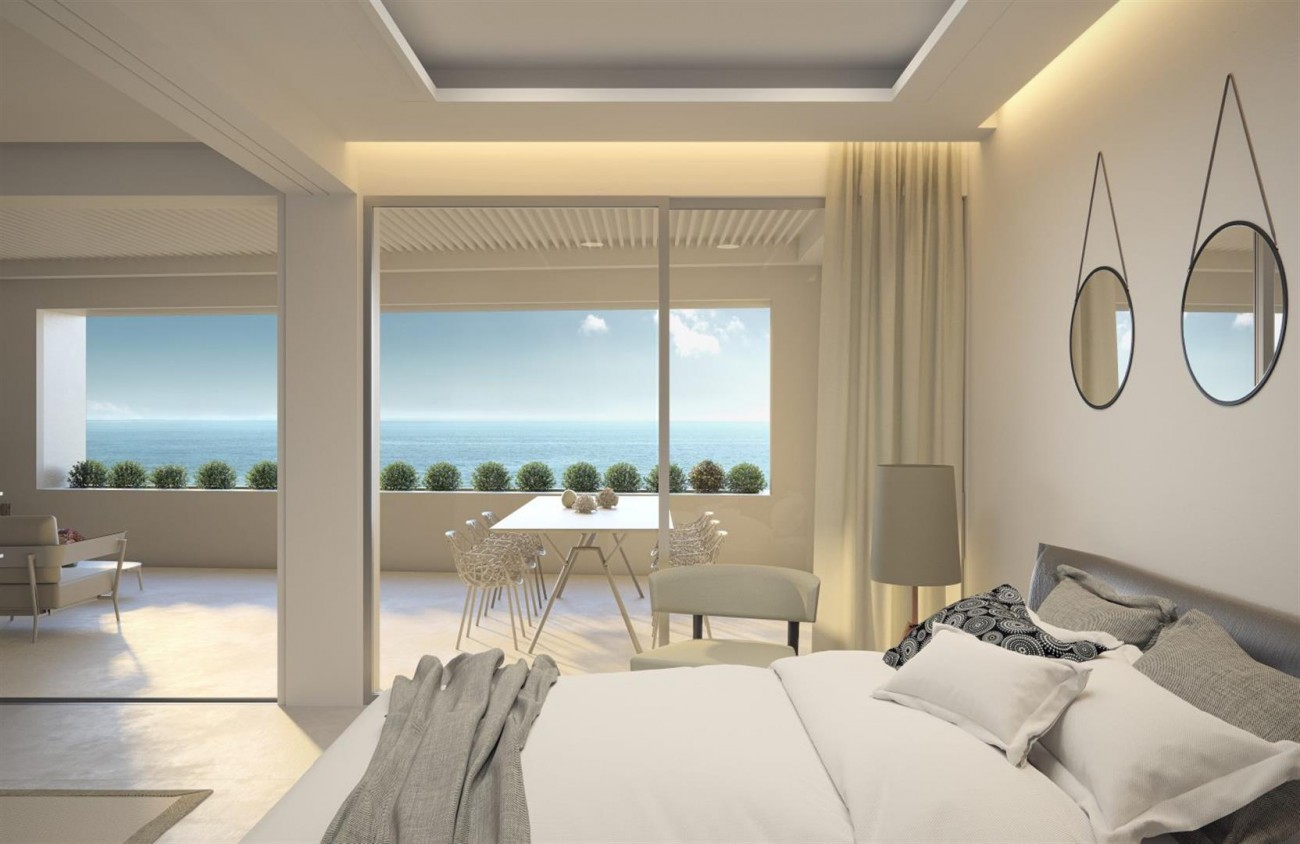 New Development Fronline Beach Apartment for sale Estepona (7) (Large)