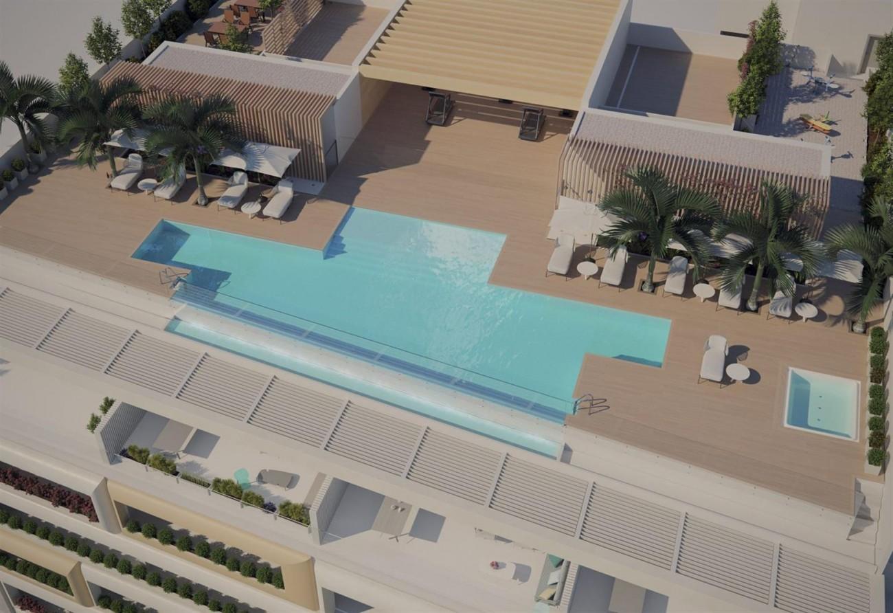New Development Fronline Beach Apartment for sale Estepona (11) (Large)