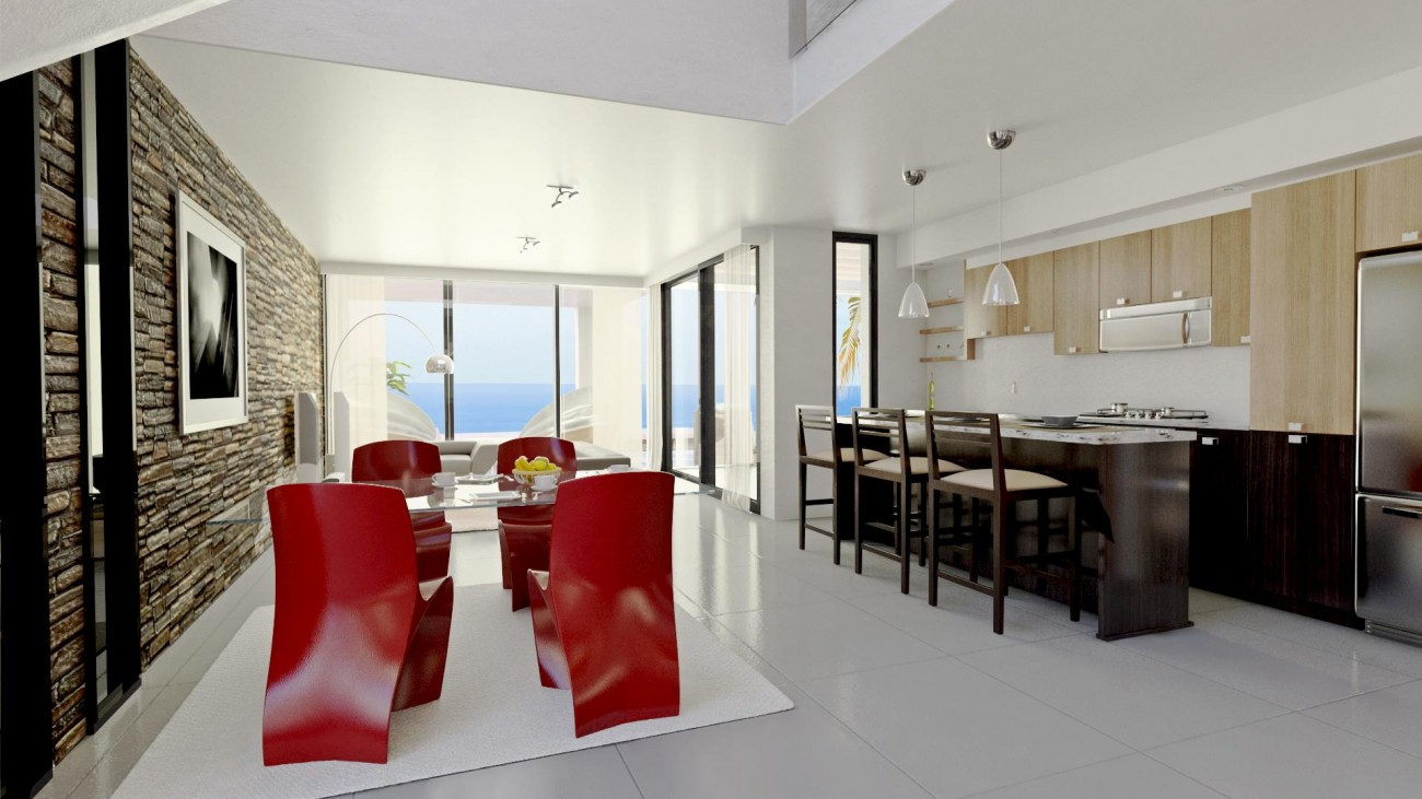 Beautiful Modern Villas in Mijas Malaga Spain (6) (Large)