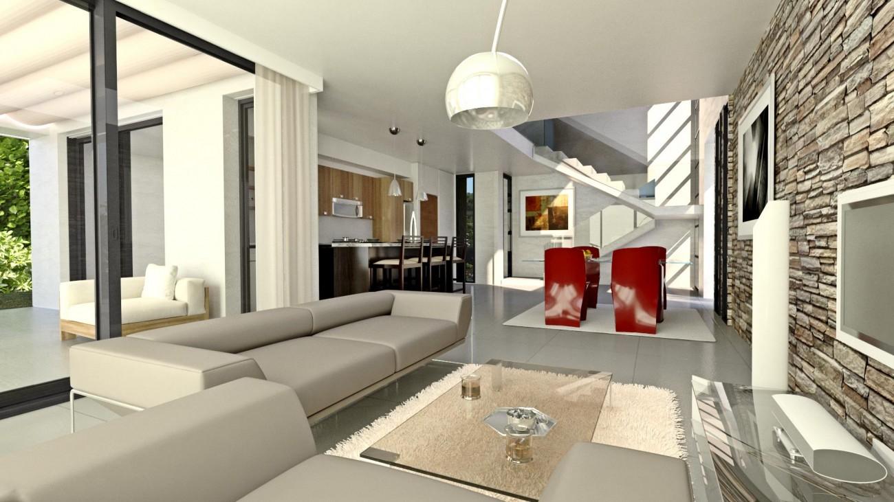 Beautiful Modern Villas in Mijas Malaga Spain (7) (Large)