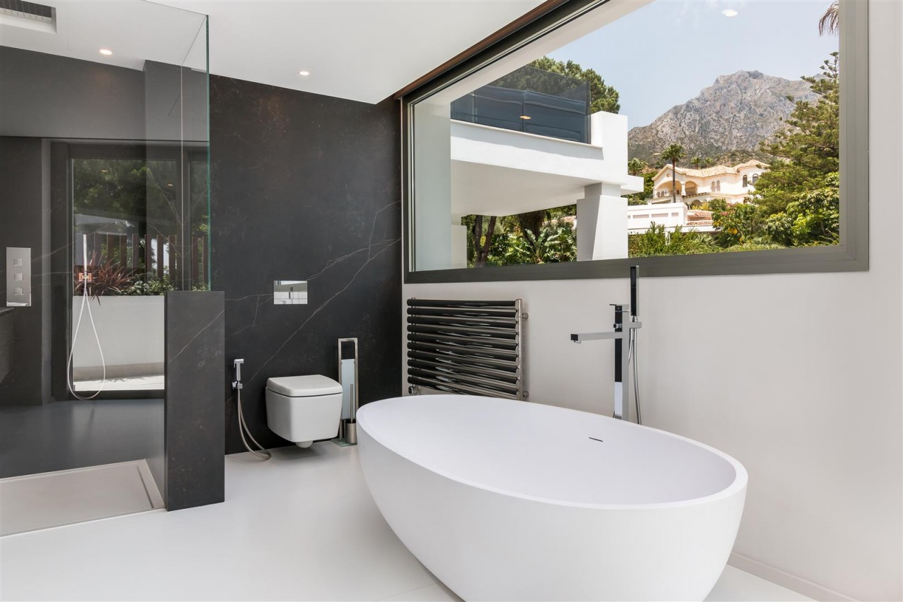 Contemporary Mansion for sale Marbella Golden Mile Spain (5) (Large)