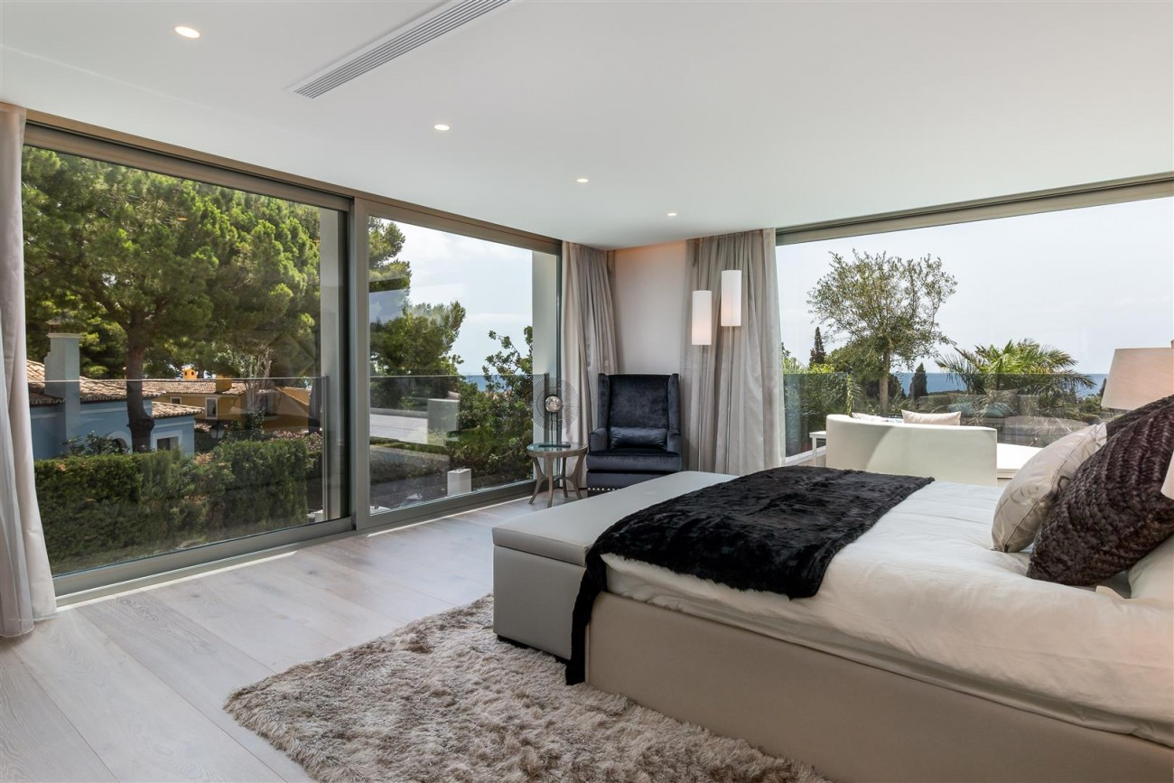 Contemporary Mansion for sale Marbella Golden Mile Spain (6) (Large)