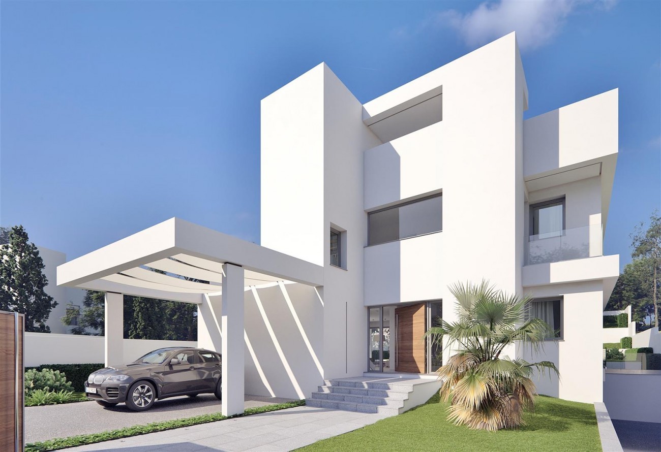 New Contemporary Villa for sale Nueva Andalucia Marbella Spain (5) (Large)