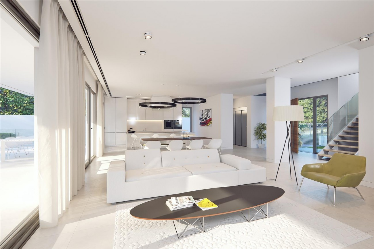New Contemporary Villa for sale Nueva Andalucia Marbella Spain (7) (Large)