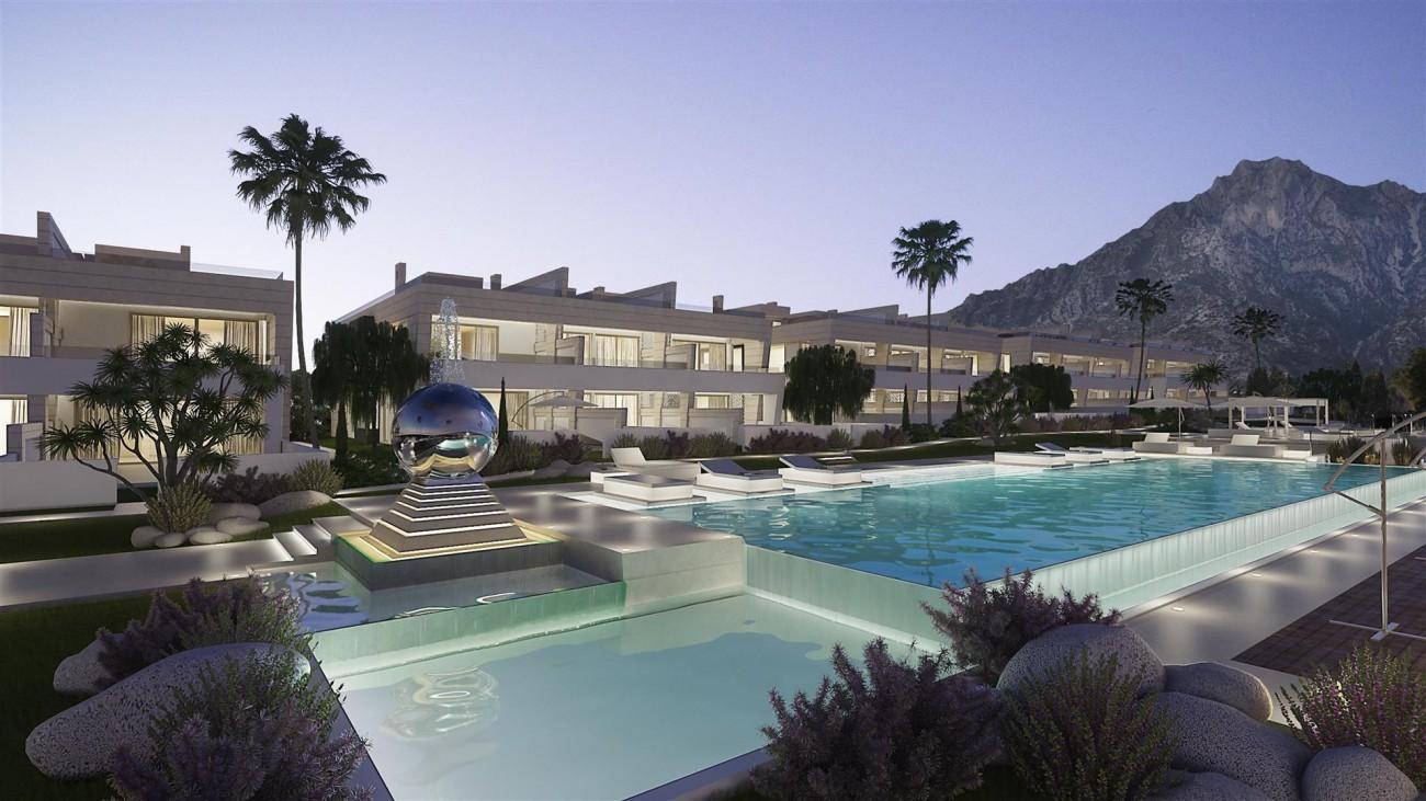 Luxury Townhouse Development for sale Marbella Golden Mile (2) (Large)