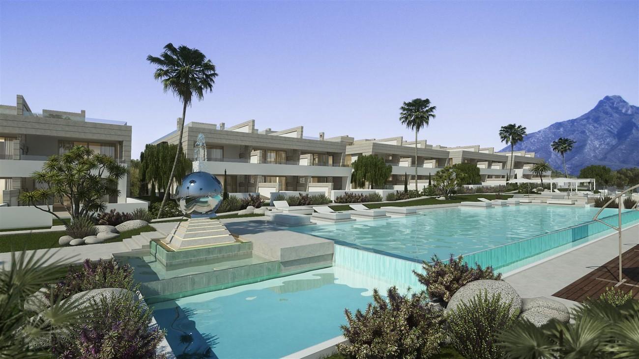 Luxury Townhouse Development for sale Marbella Golden Mile (3) (Large)