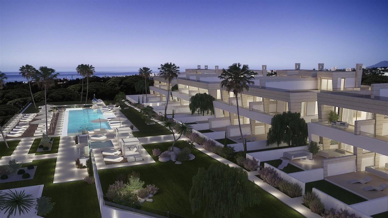 Luxury Townhouse Development for sale Marbella Golden Mile (4) (Large)