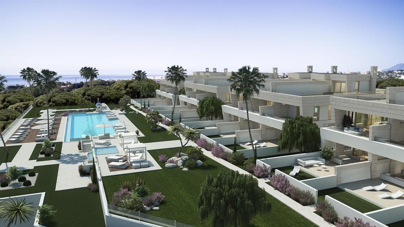 Luxury Townhouse Development for sale Marbella Golden Mile (5) (Large)