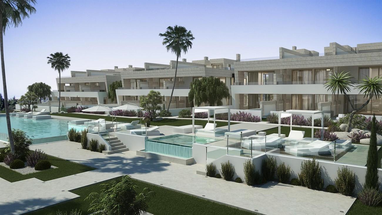 Luxury Townhouse Development for sale Marbella Golden Mile (7) (Large)