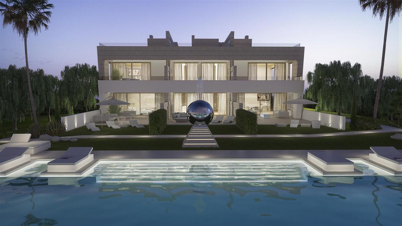 Luxury Townhouse Development for sale Marbella Golden Mile (8) (Large)