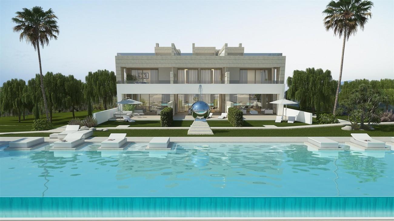 Luxury Townhouse Development for sale Marbella Golden Mile (9) (Large)