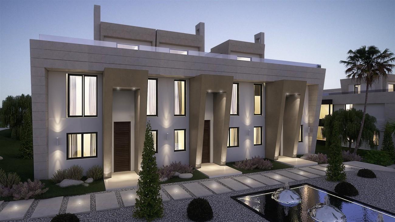 Luxury Townhouse Development for sale Marbella Golden Mile (10) (Large)