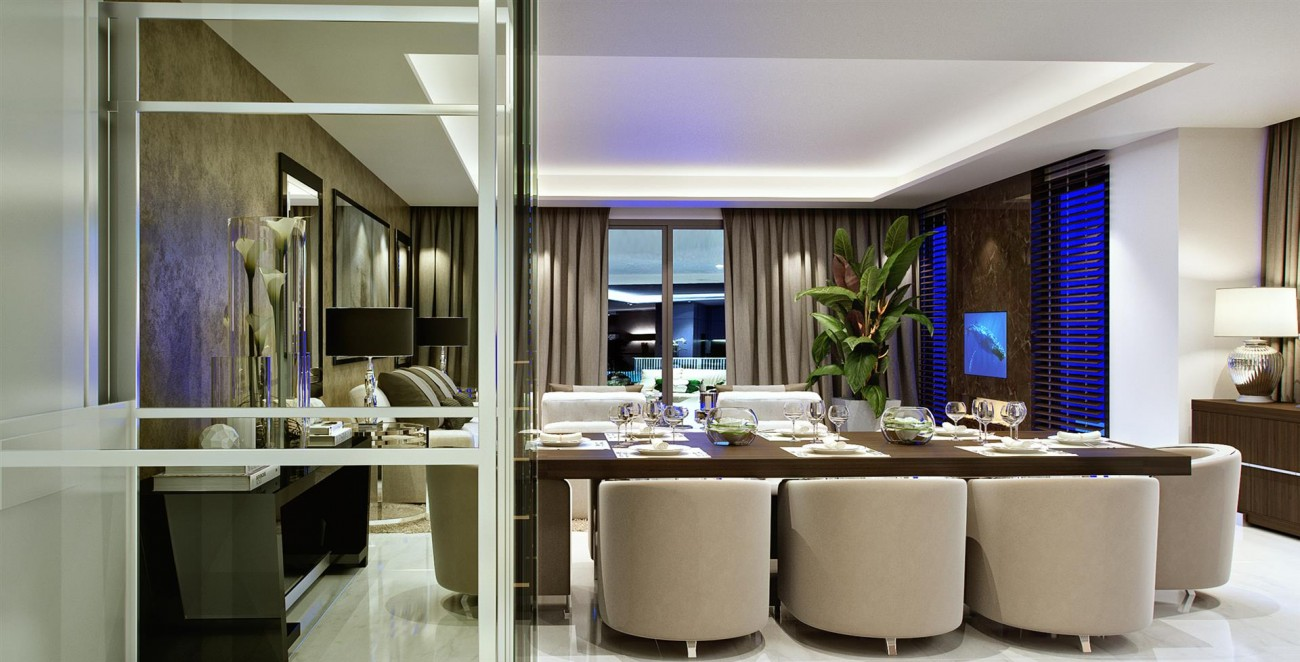 Luxury Townhouse Development for sale Marbella Golden Mile (12) (Large)
