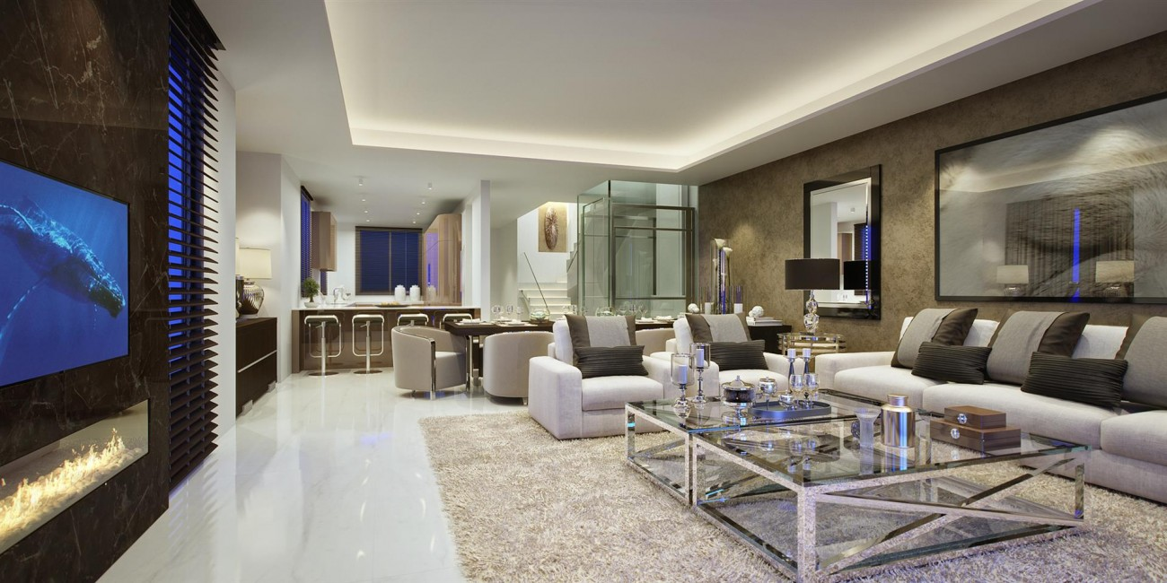 Luxury Townhouse Development for sale Marbella Golden Mile (15) (Large)