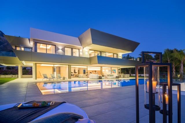 Villa for Sale - 6.900.000€ - Golden Mile, Costa del Sol - Ref: 5793