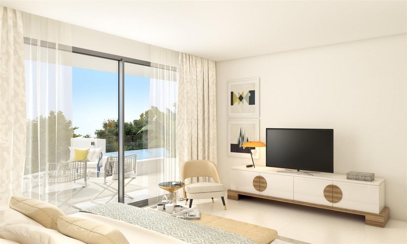 Contemporary New Development for sale Marbella Golden Mile Spain (2) (Large)