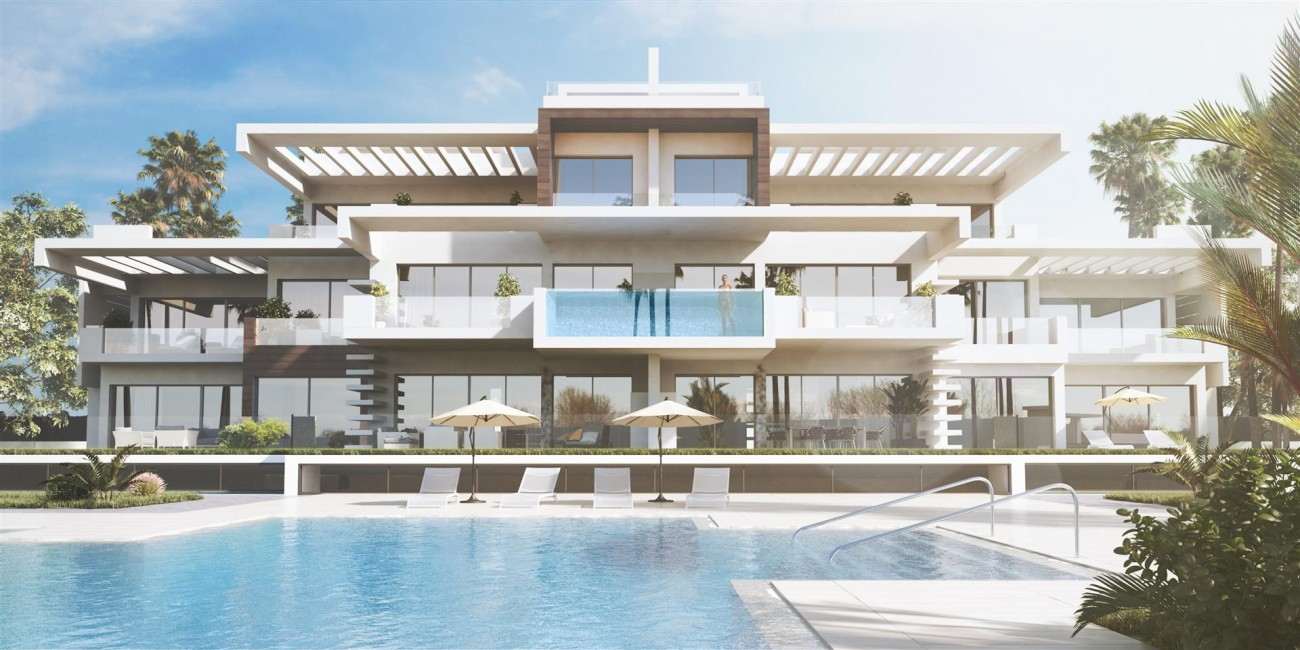 Contemporary New Development for sale Marbella Golden Mile Spain (9) (Large)