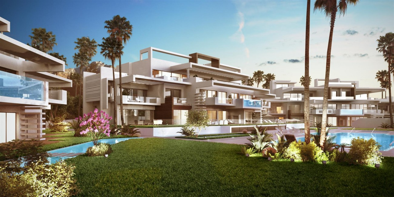Contemporary New Development for sale Marbella Golden Mile Spain (10) (Large)