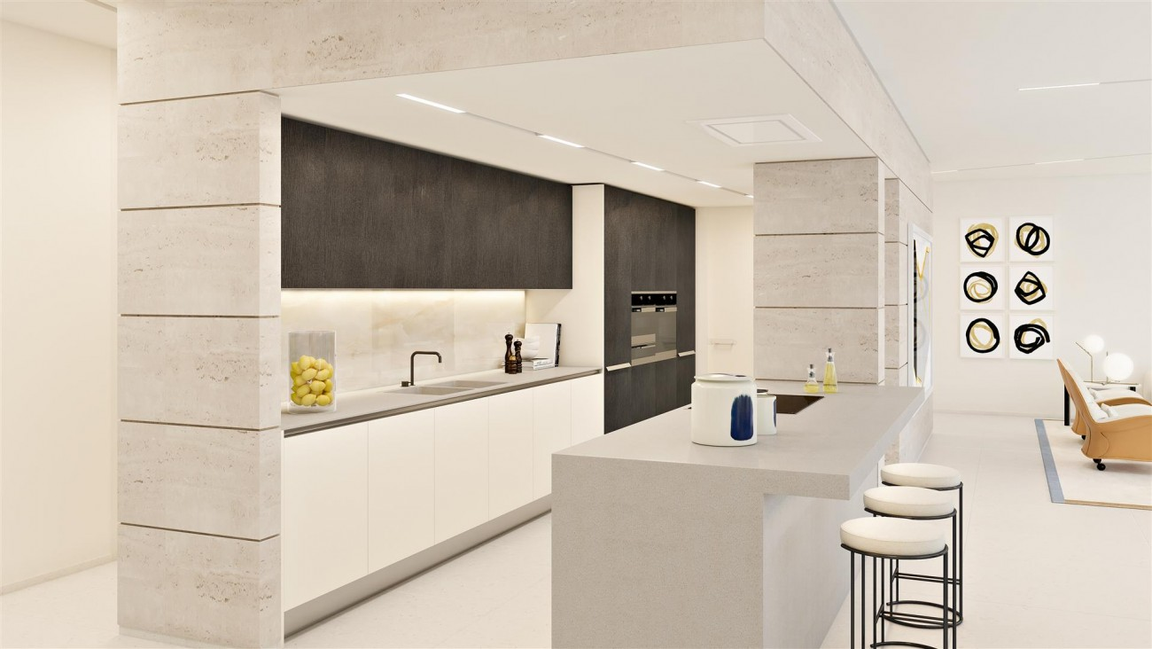 Contemporary New Development for sale Marbella Golden Mile Spain (21) (Large)