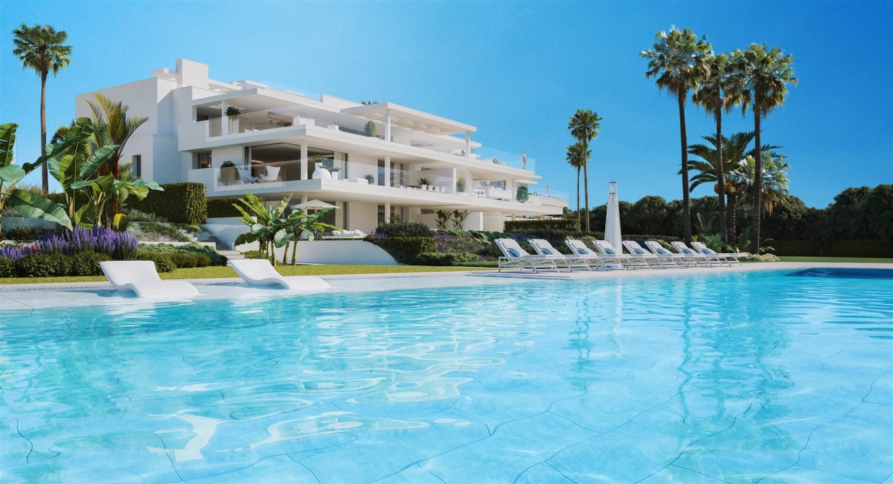 Exclusive Beachfront Luxury Contemporary Apartments for sale Costa del Sol (6)