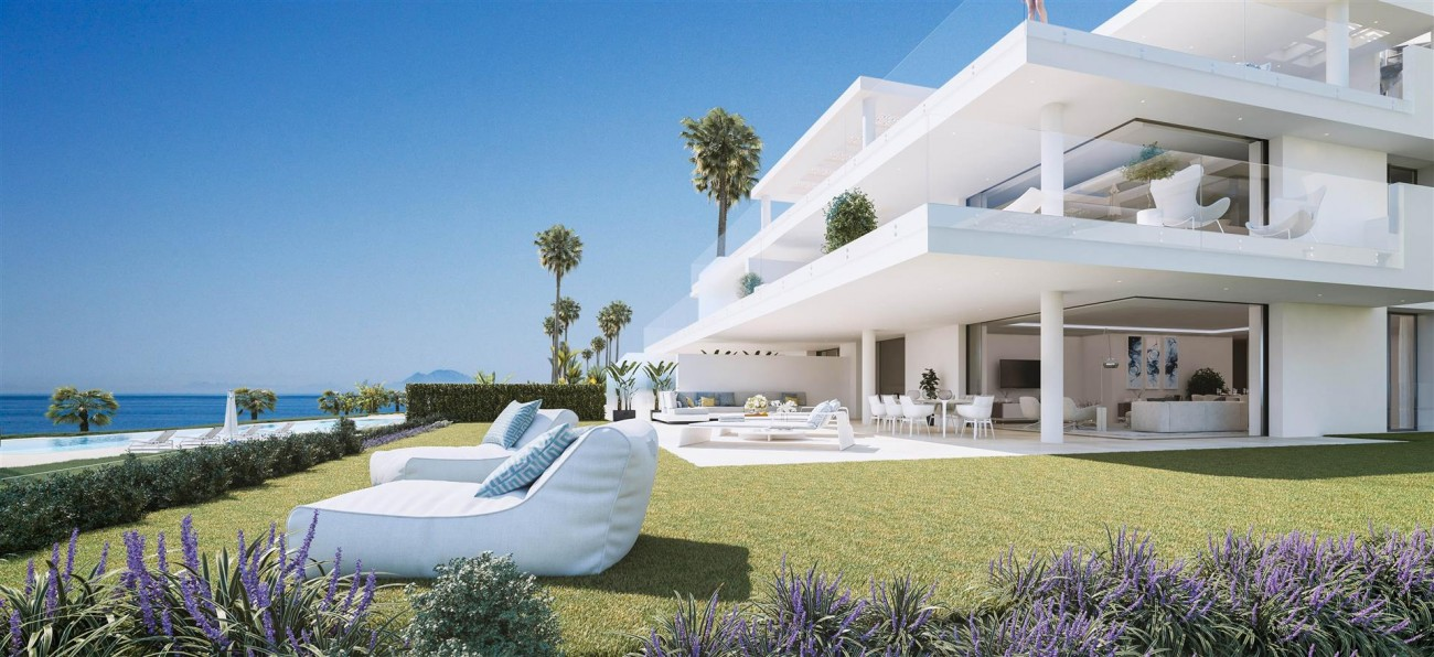 Exclusive Beachfront Luxury Contemporary Apartments for sale Costa del Sol (8)