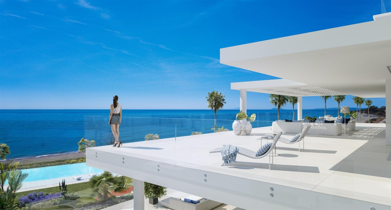 Exclusive Beachfront Luxury Contemporary Apartments for sale Costa del Sol (9)