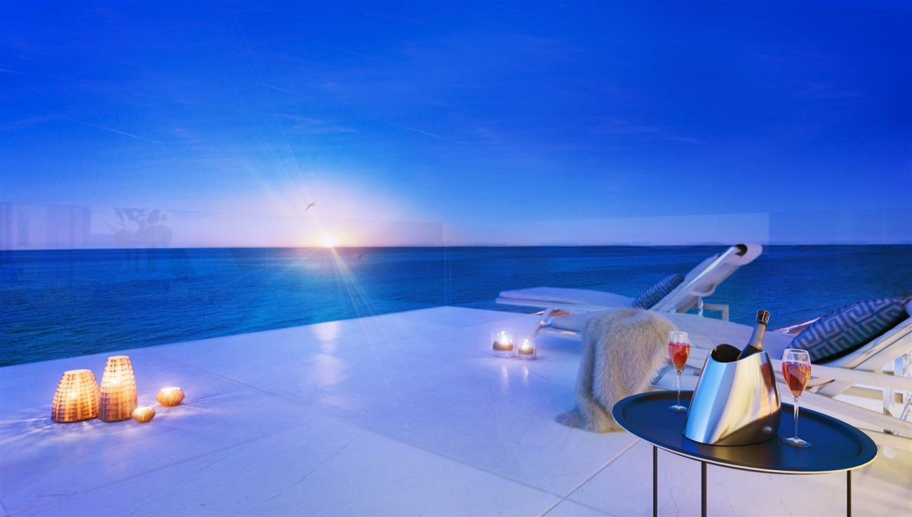 Exclusive Beachfront Luxury Contemporary Apartments for sale Costa del Sol (10)