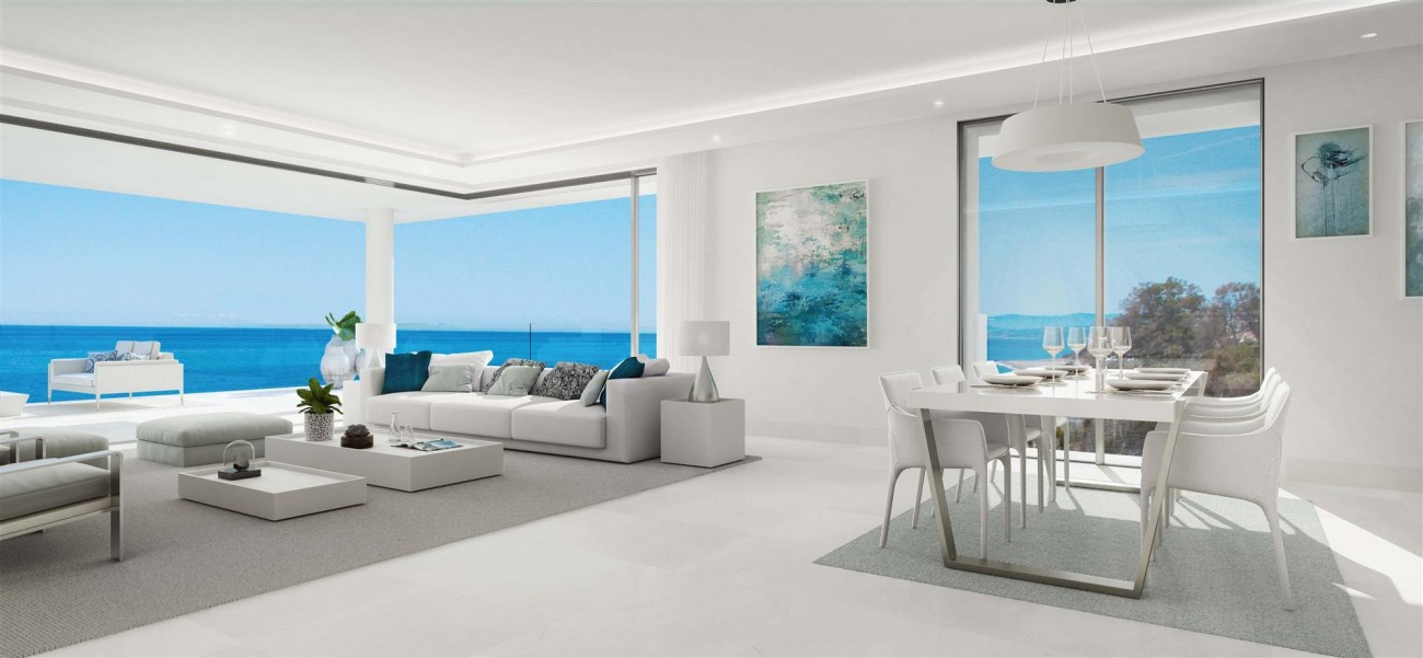 Exclusive Beachfront Luxury Contemporary Apartments for sale Costa del Sol (11)