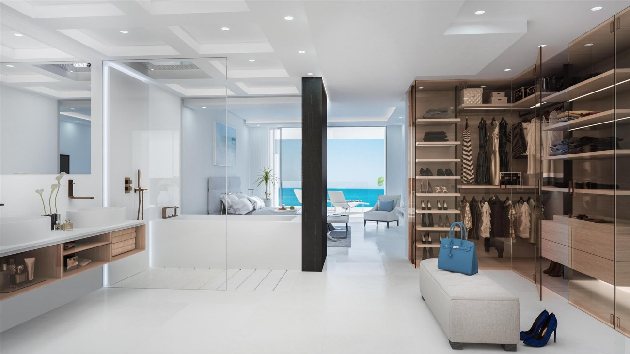 Exclusive Beachfront Luxury Contemporary Apartments for sale Costa del Sol (14)