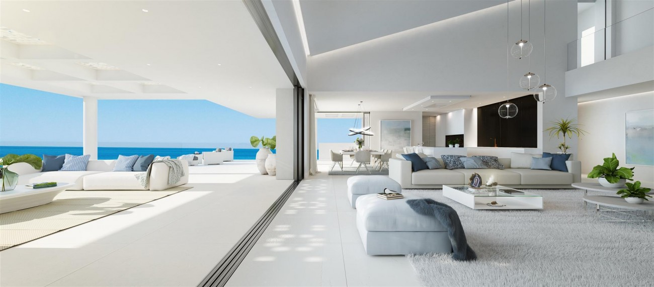 Exclusive Beachfront Luxury Contemporary Apartments for sale Costa del Sol (15)