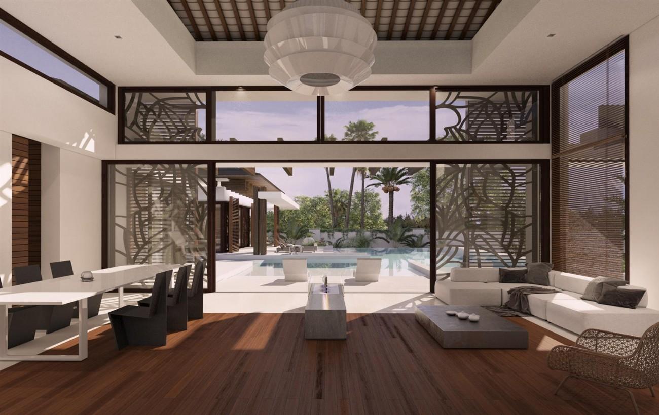 Contemporary villas for sale Estepona Spain (6) (Large)