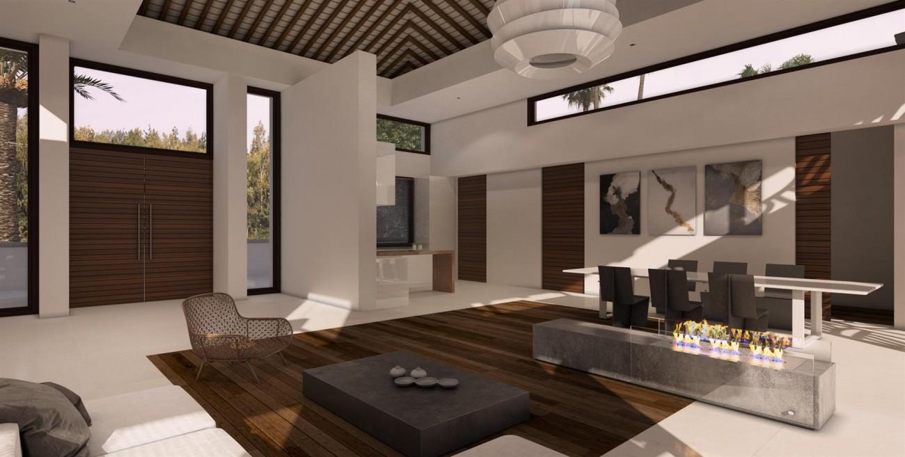 Contemporary villas for sale Estepona Spain (7) (Large)