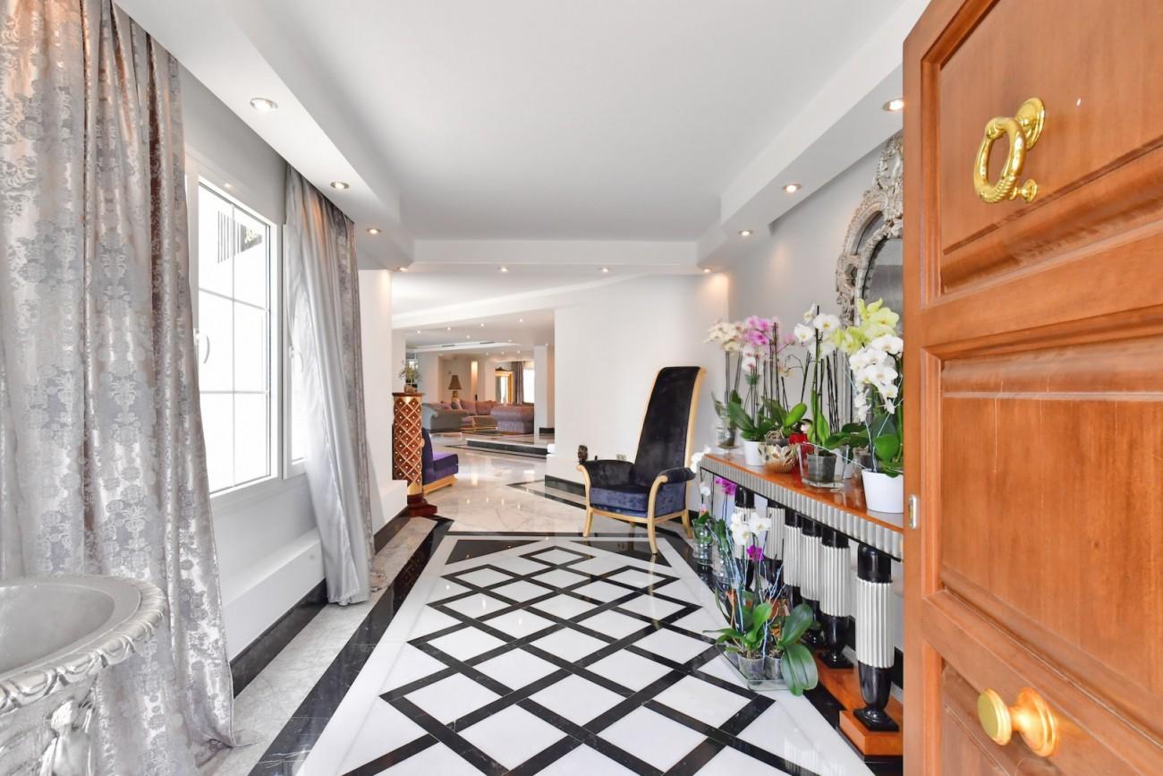 Luxury Villa for sale Marbella Golden Mile Spain (4)