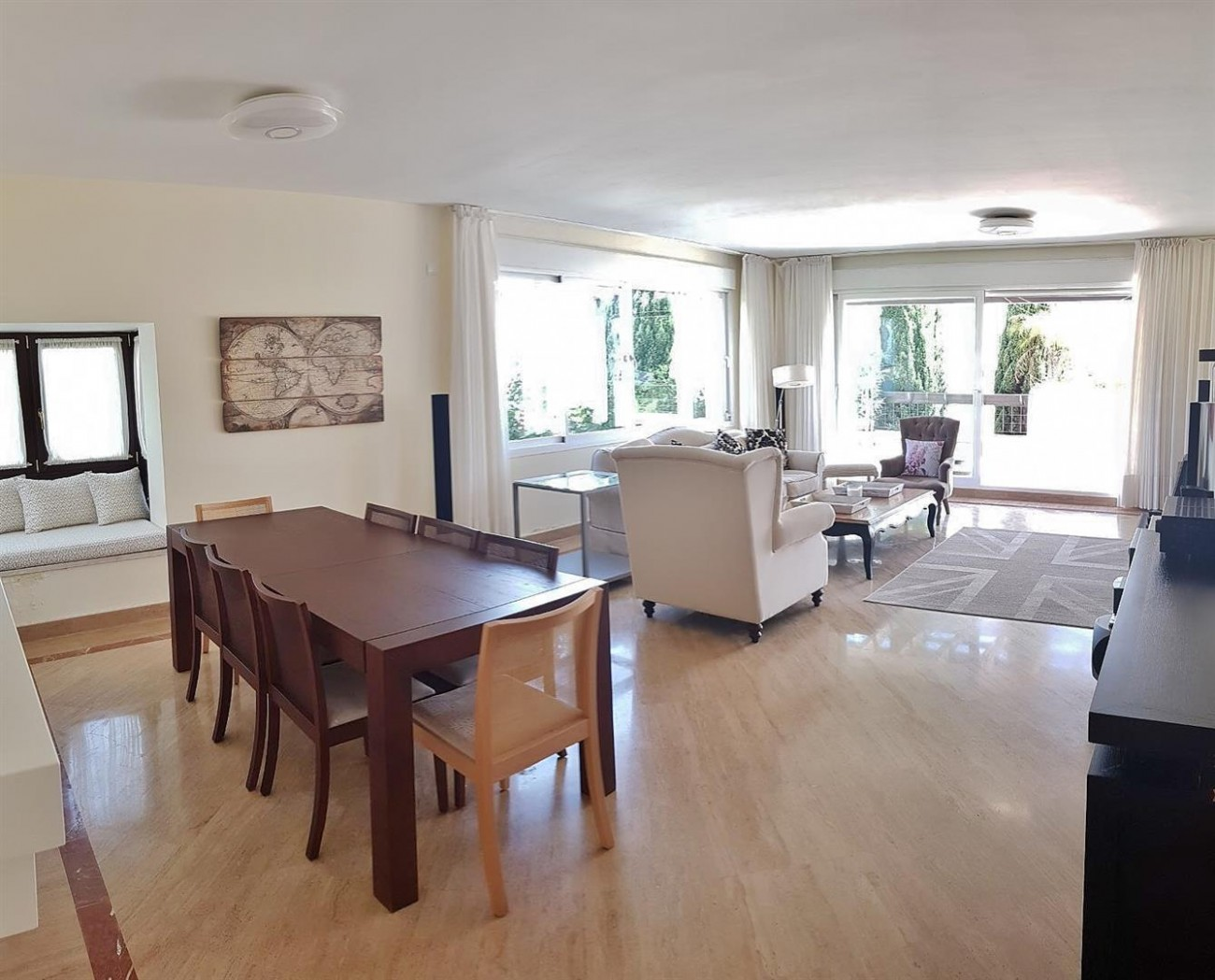 Elegant apartment for rent in Marbella East Spain (2) (Large)