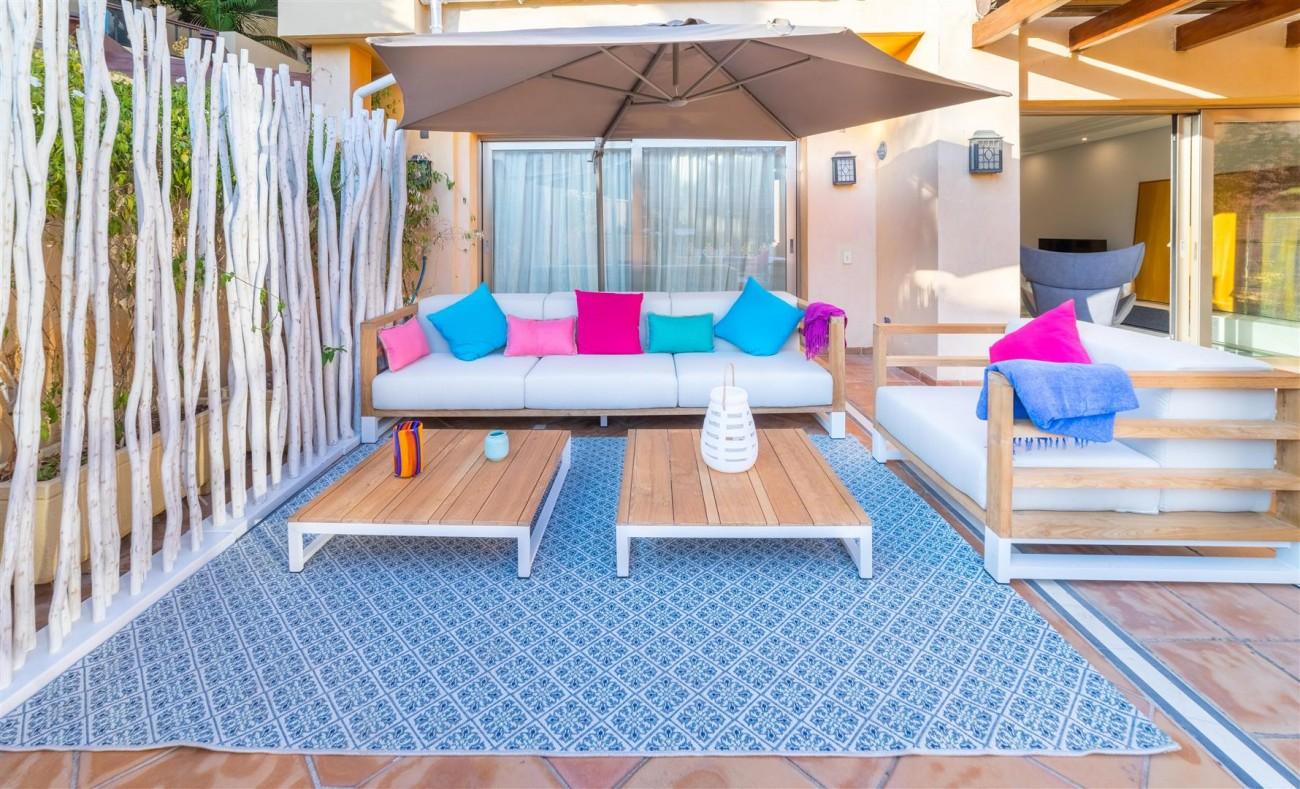 Luxury Apartment Beachfront Complex Puerto Banus Marbella Spain (12) (Large)