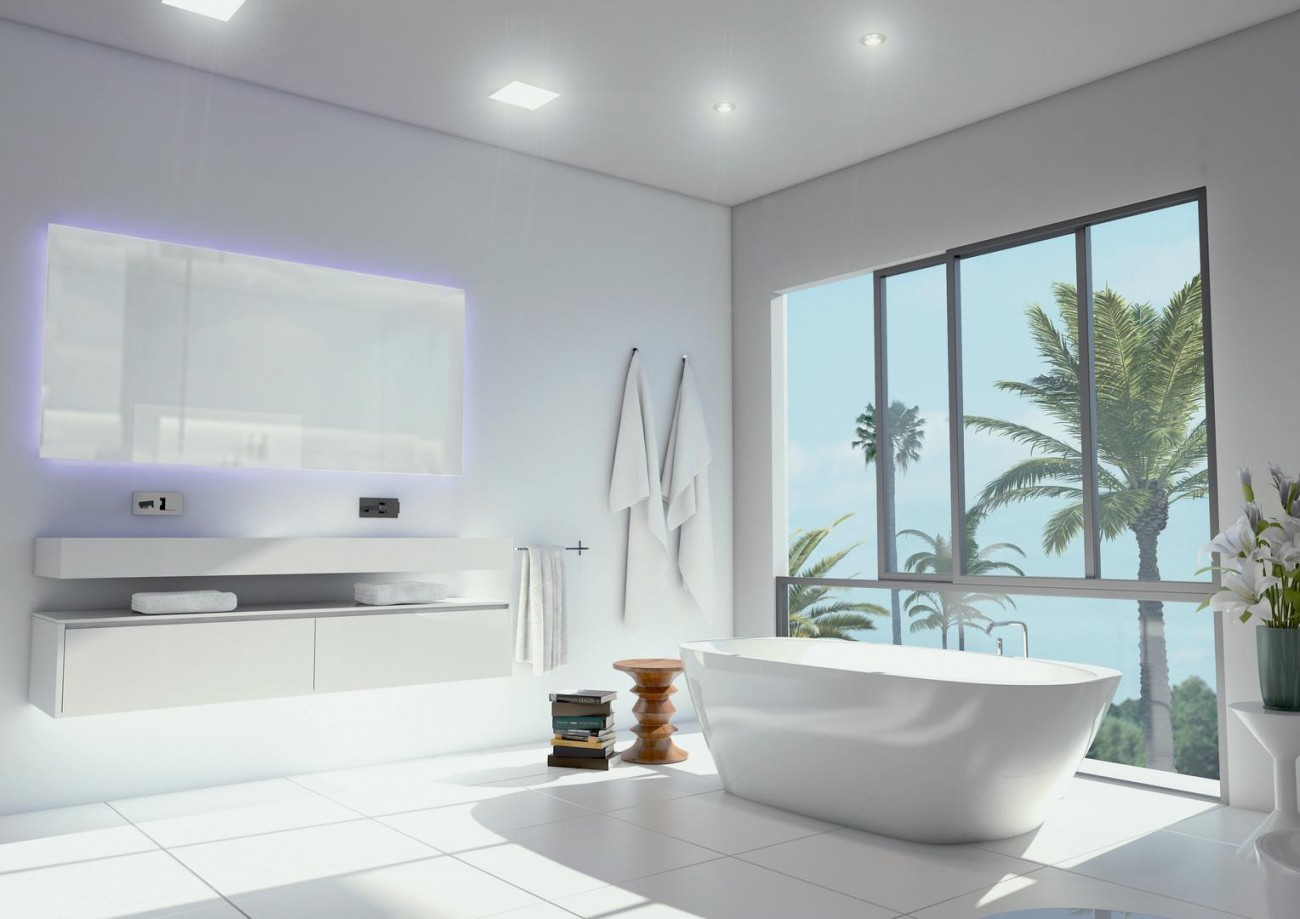 Luxury Contemporary Beachside Villa for sale Marbella Golden Mile Spain (6) (Large)