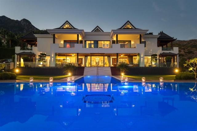 Villa for Sale - 6.950.000€ - Golden Mile, Costa del Sol - Ref: 5820