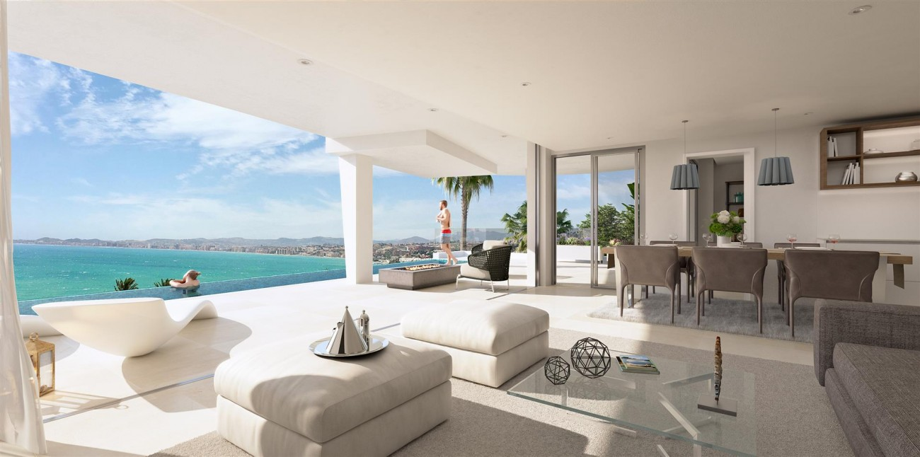 Luxury Contemporary New Development for sale Benalmadena Spain (4) (Large)