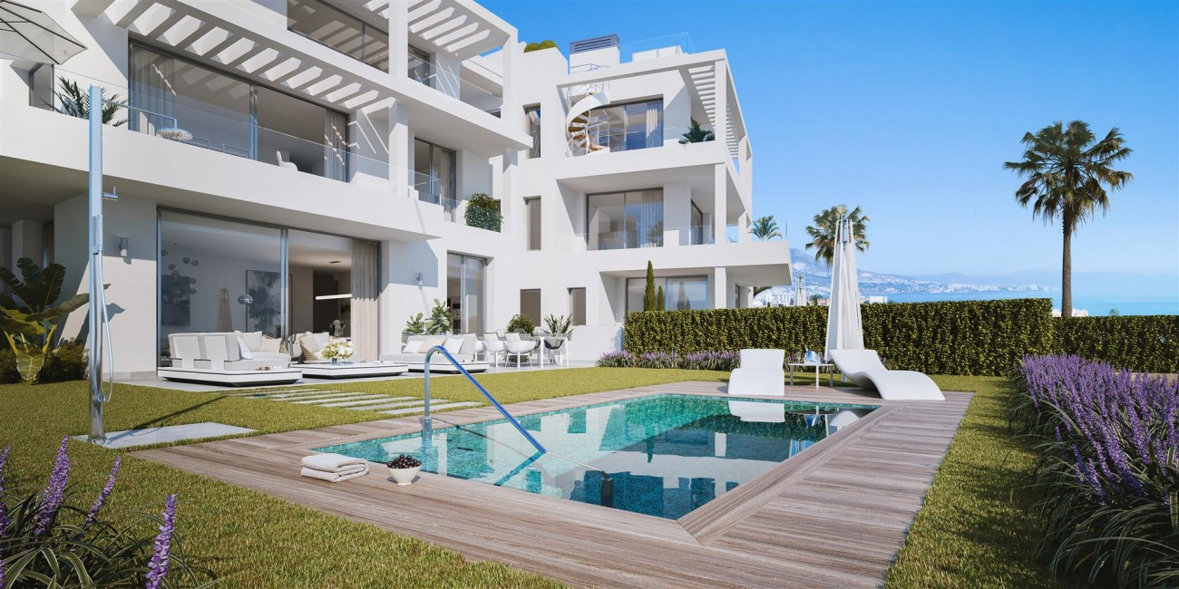 New Development Contemporary Apartments Mijas Costa Spain (4) (Large)